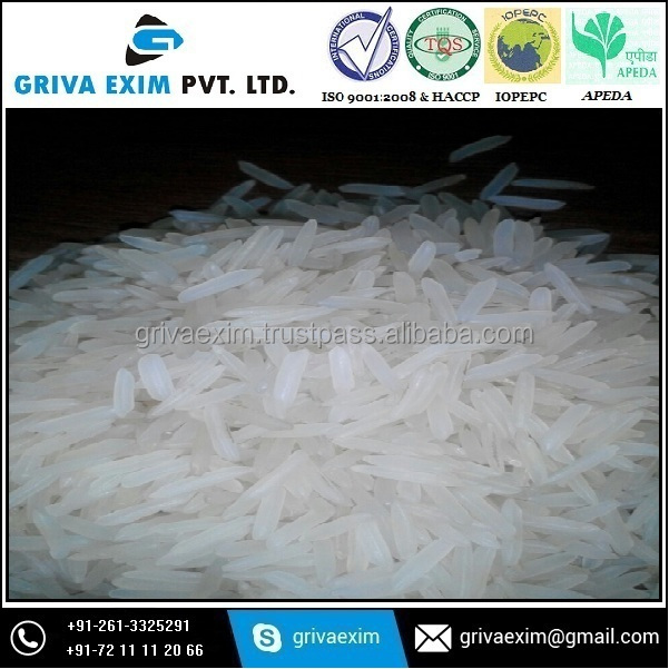 1121 White Sella Basmati Rice From India at Best Price