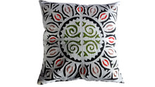 Applique work ethnic indian cushion covers Manufacturer & Wholesaler