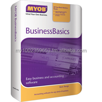 MYOB BusinessBasic Accounting Software
