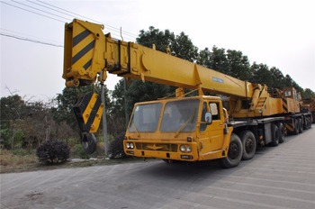 Truck CRANE 100 ton industrial used truck crane for sale