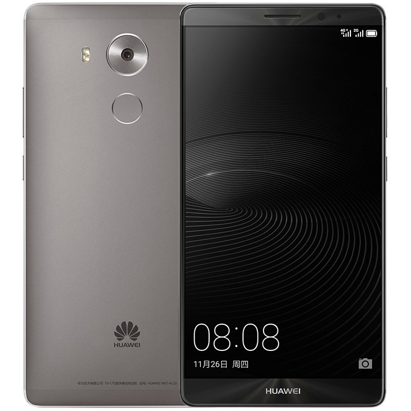 Brand New HUAWEI Mate 8 Cellphone , Wholesale Paypal Huawei 6.0-inch Octa Core 4G Smartphone, 3GB+32GB