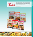 Yamie Ready to Cook Premix Rice in Various Flavors
