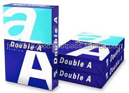 Double A A4 Copy Paper 80gsm/75gsm/70gsm in stock