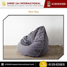 Waterproof Bean Bag for Indoor Comfortable Living Available for Bulk Buyers