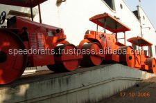 Heavy Duty Three Wheel Static Road Roller 8 to 10 Tons Capacity