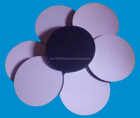 MDF Sublimation round blanks
