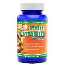 GMPc Made in USA MULTI VITAMIN One a Day Capsule - Nutritional Supplement