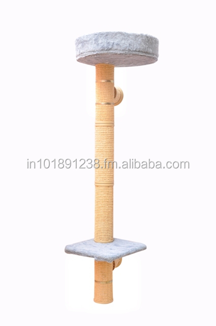 NO 6 WALL MOUNTED CAT TREE ( Catwalk system)