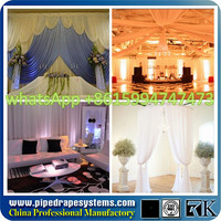 Singapore wholesale cheap photo booth/ diy pipe and drape