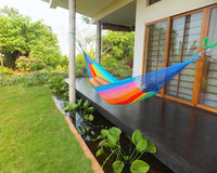 Mexican Rainbow Color Hammock