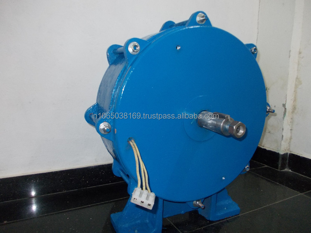 Permanent Magnet Generator Alternator PMG 1 KW to 200 KW