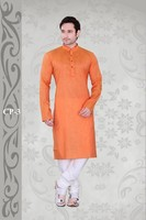 Stylish Mens Kurta with Churidar