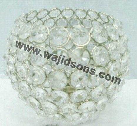 Crystal magic ball light , Acrylic crystal ball for home decor