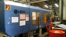 USED INJECTION PLASTIC MOULDING MACHINE