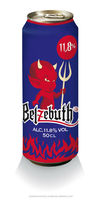 BEZEBUTH PREMIUM STRONG BEER IN 50CL CAN