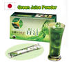 Green health powder from japanese green leaves/ drink with milk and water/ high quality and safety