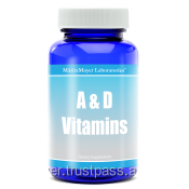 Vitamin D3 Pharmaceutical Grade (5000 IU) Vitamin D Softgel Capsules