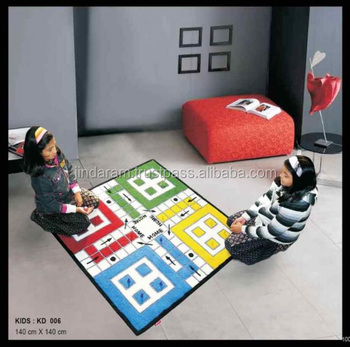 Exclusive nylon kids carpets