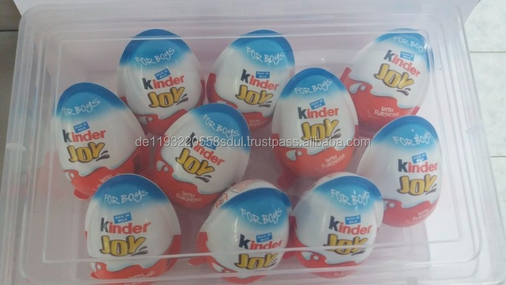 Original Kinder Suprise Eggs 20gr