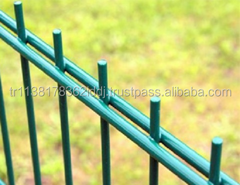 656 TYPE DOUBLE WIRE / 2D / MAXIMUM SECURITY FENCE