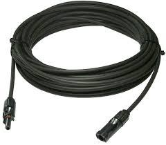 20 FEET UL PV Cable Solar Panel Extension Cable Wire (20 ft.) For Solar On/Off-Grid System