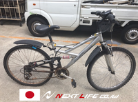 Durable bicycle lock used bicycle at reasonable prices made in Japan