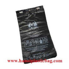 Biodegradable EPI+HDPE plastic dog waste bag dog poop bag