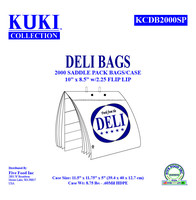 Kuki Collection Deli Bags - Cases
