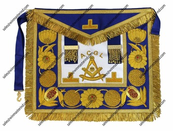 masonic regalia grand lodge master apron