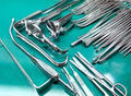 Gynecology Instruments Set 50Pcs Complete Surgical Instruments
