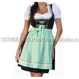Ripe 2014 Apron Drindl Custom Design Trachten Oktoberfest Bavarian Traditional Dirndl For Women