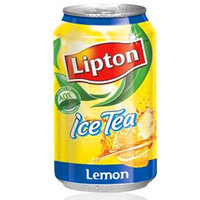 LIPTON LEMON 330ML X 24 CAN