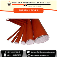 High Temperature Heat Resistant Rubber Sleeves with Best Quality