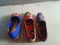 Ladies Fabric shoes
