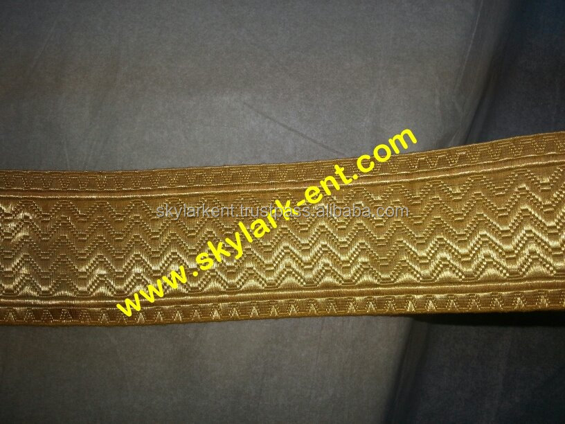 Artillery Lace - Gold Orris