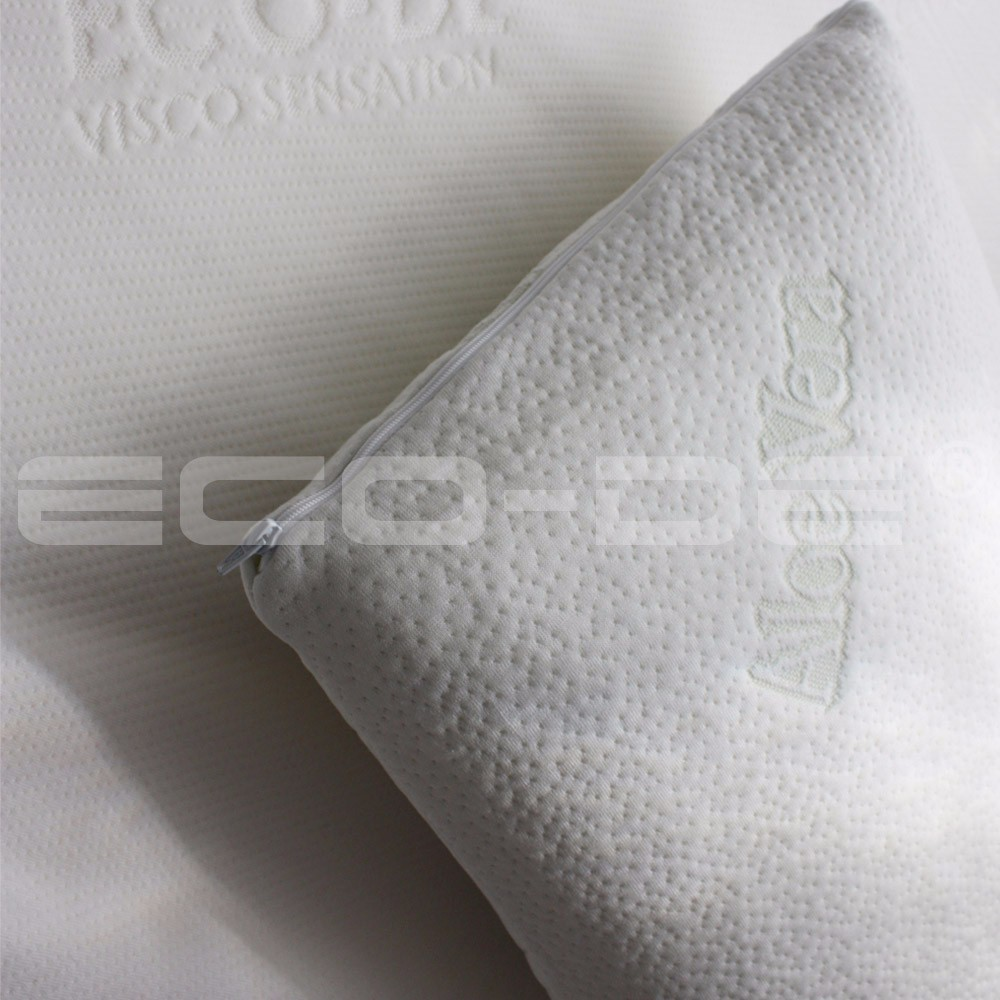Viscoelastic polyurethane foam - Pillows