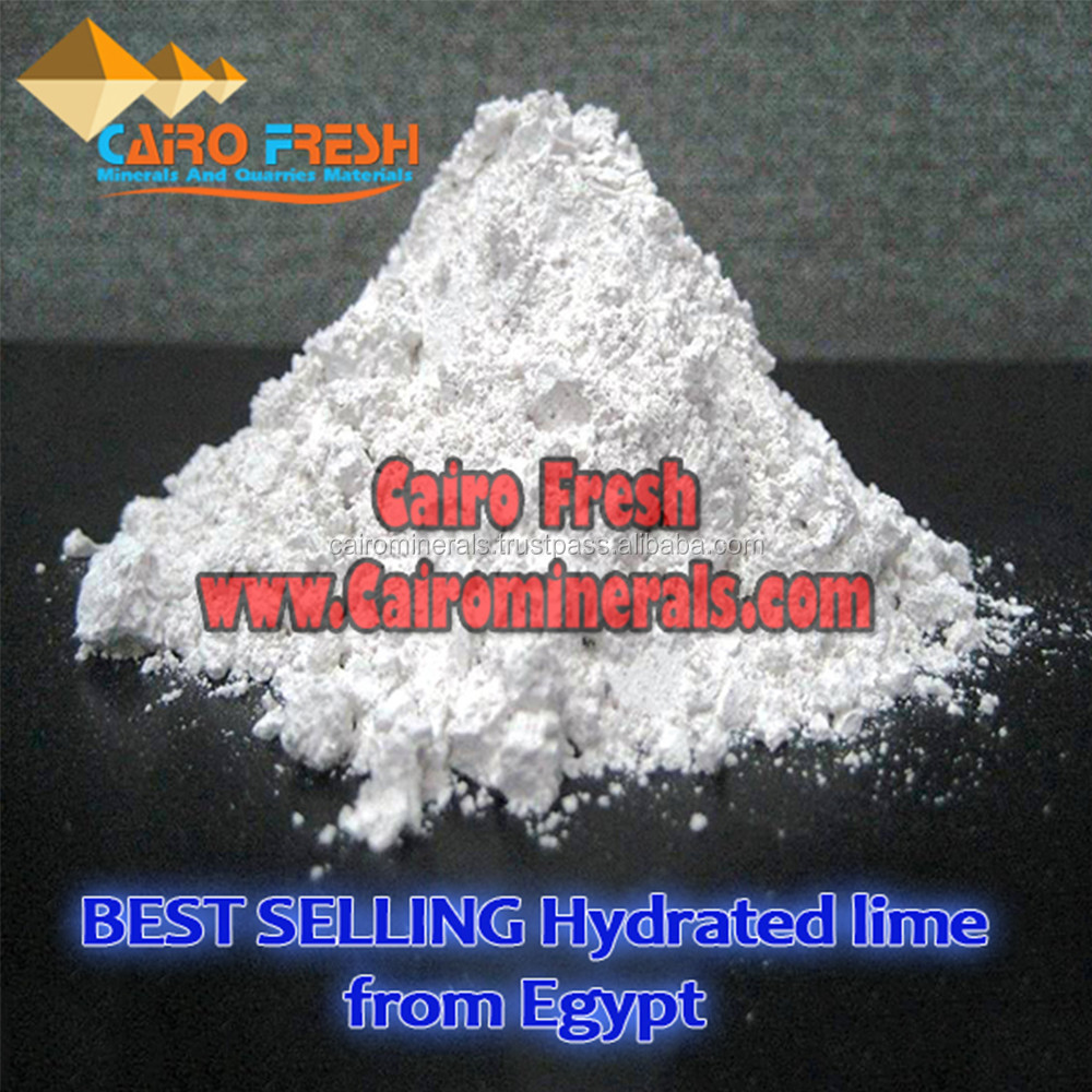 Below Wholesale Prices Hydrated Lime For Rubber