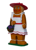 Ginger bread woman
