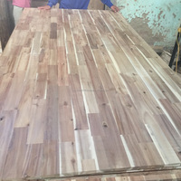 Acacia wood finger jointed board/worktop/Counter top/table top
