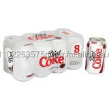 Diet Coke with Cherry 8 x 330ml