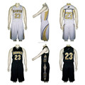 Home and Away Basketball Uniforms