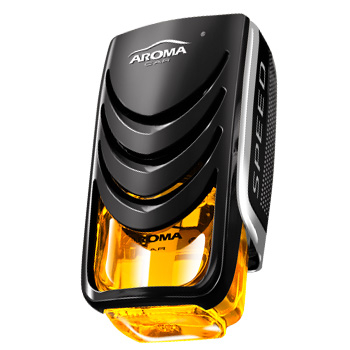 Aroma Car Air Freshener SPEED Vent clip