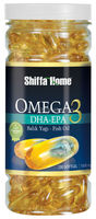 OMEGA 3 Fish Oil Softgel 1000 mg Dietary Supplement