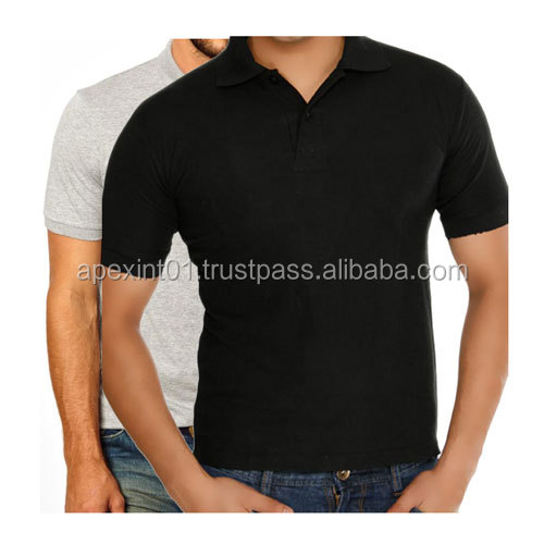 Made in China 100% Cotton Sport Striped Polo T Shirt for Mens, Wholesale bulk cheap polo shirts