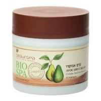 Avocado Oil & Dead Sea Minerals Body Cream Moisturizing Gift for Her Spa Quality