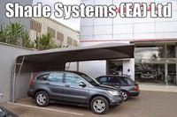 Car Parking Shade from Shade Systems EA Ltd