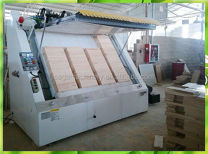High Frequency Wood Board Joining Machine from SAGA (SP15-SA)