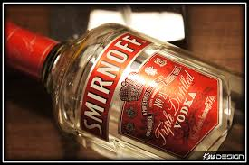 Cheap Smirnoff Vodka for sale