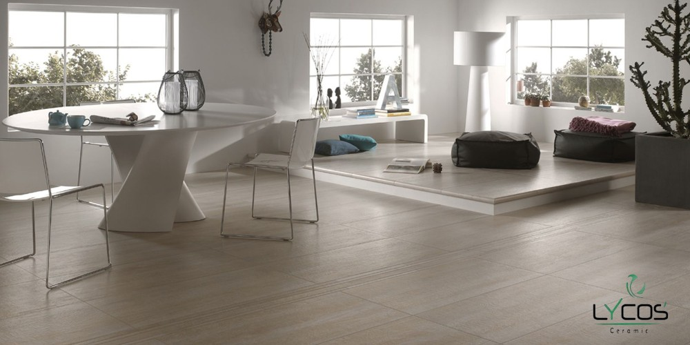 Synthetic Wooden Porcelain Floor tiles 600x900mm yc01-(0274234122814)