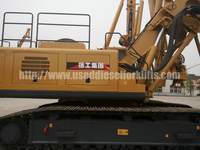 XCMG XR360 ROTARY DRILLING RIG HOT SALE IN GOOD CONDITION FOR WORK